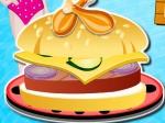 Jugar gratis a Hamburguesa de Pollo de Elsa