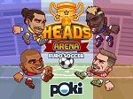 Jugar gratis a Heads Arena Euro Soccer