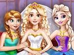 Jugar gratis a La Boda de la Princesa Rapunzel