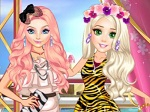 Jugar gratis a Princesses Sparkle Fashion