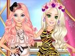 Princesses Sparkle Fashion