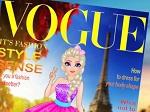 Jugar gratis a Elsa Portada de Revista
