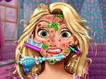 Rapunzel en el dermatólogo