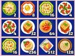 Jugar gratis a 2048 Delicioso