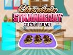 Jugar gratis a Tartaletas de Fresa, Chocolate y Nata