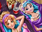 Jugar gratis a Fiesta de Pijamas Disney
