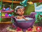 Jugar gratis a Bañar a Vaiana