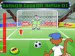 Jugar gratis a Coco's Penalty Shoot-Out