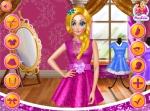 Jugar gratis a Viste a las princesas para su primera cita