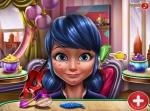 Jugar gratis a Maquilla a Ladybug