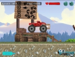 Jugar gratis a Monster Truck Flip Jumps