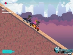 Jugar gratis a Up Hill Motocross Race