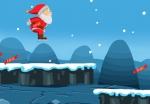 Santa Claus en patines