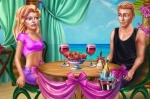 Jugar gratis a El compromiso en la playa de Ellie