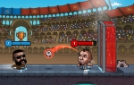 Jugar gratis a Luchadores de fútbol