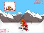 Jugar gratis a Snowboard Santa