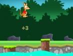 Jugar gratis a El canguro saltarín