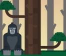Jugar gratis a Gorila Gruñón