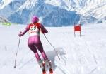 Jugar gratis a Slalom Ski
