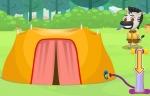 Jugar gratis a Funny Camping Day