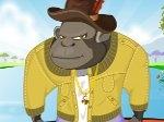 Viste al gorila