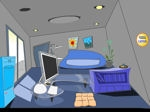 Jugar gratis a Blue Room Escape