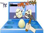 Jugar gratis a Wak 'n' Egg