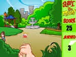 Jugar gratis a Shoot the Moon