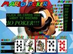 Jugar gratis a Mario Poker