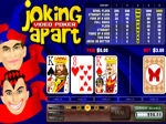 Jugar gratis a Joking Apart Video Poker