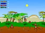 Jugar gratis a Monkey Hunt