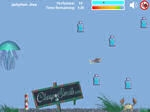 Jugar gratis a Sammy The Salmon Jellyfish Jive