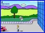 Jugar gratis a Los Simpsons en: Homers Beer Run