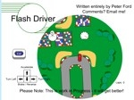 Jugar gratis a Flash Driver