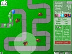 Jugar gratis a Bloons Tower Defense
