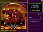 Jugar gratis a Jurassic Pinball