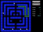 Jugar gratis a Snake Pacman