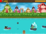 Jugar gratis a Rainbow Monkey Rundown