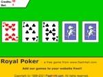 Jugar gratis a Royal Poker