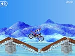 Jugar gratis a Bike Mania on Ice