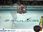 Jugar gratis a Molson Pro Hockey
