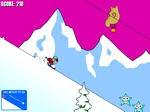 Agressive Alpine Skiing