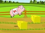 Jugar gratis a Carrera de cerdos