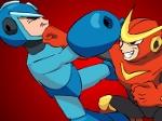 Jugar gratis a Megaman vs Quickman