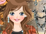 Jugar gratis a Dress up Pretty Lady
