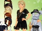 Jugar gratis a Society Lady Dress up