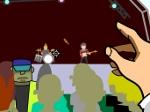 Jugar gratis a Festival de música a botellazos