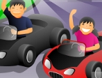 Jugar gratis a Bad Kids Racing