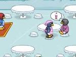 La cena de los pingüinos