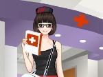 Jugar gratis a Viste a la dulce enfermera